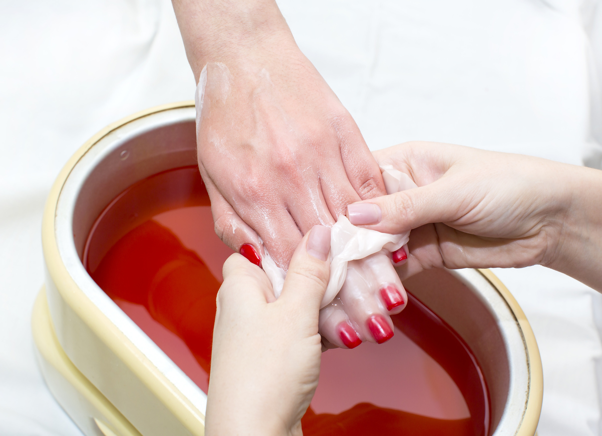 I bagni di paraffina sono efficaci per l artrosi delle - Bagni di paraffina alle mani ...