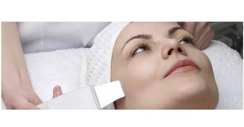 In cosa consiste il trattamento viso a ultrasuoni?