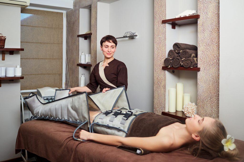Pressoterapia benefici, controindicazioni, costi, risultati